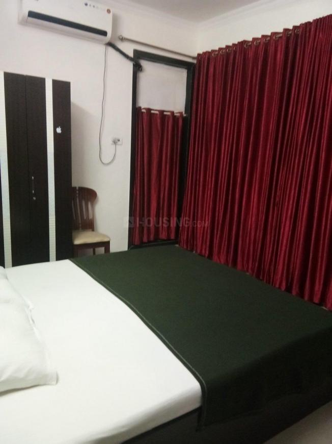 Bedroom Image of 1950 Sq.ft 3 BHK Apartment for rent in Ghansoli for 55000