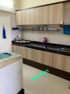Kitchen Image of Separatebed Room in Goregaon East