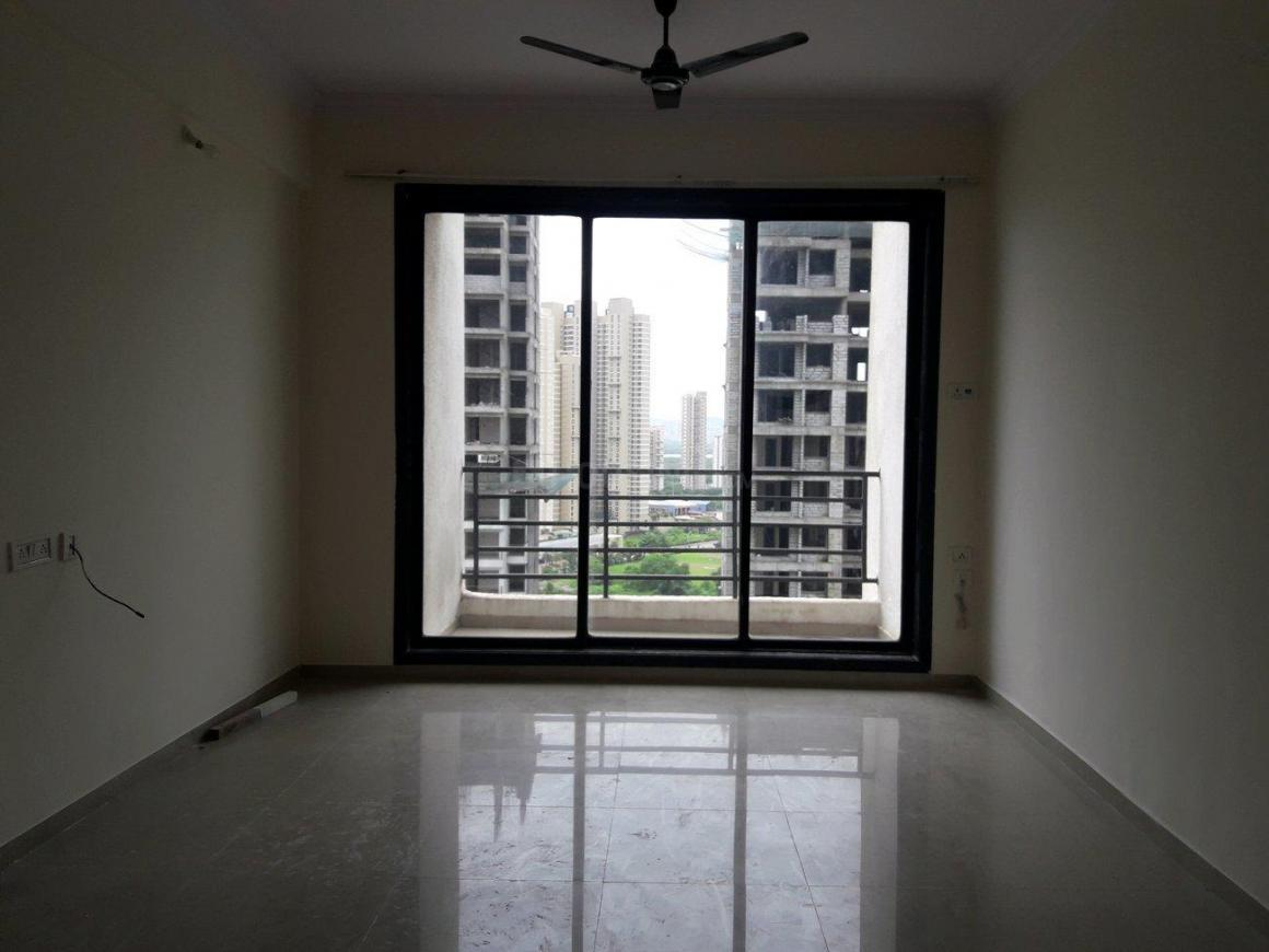 Living Room Image of 1570 Sq.ft 3 BHK Apartment for rent in Ghansoli for 45000