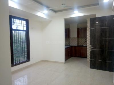 Gallery Cover Image of 1400 Sq.ft 3 BHK Independent Floor for rent in Chhattarpur for 19000