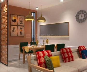 Gallery Cover Image of 1214 Sq.ft 2 BHK Apartment for buy in Yemalur for 7000000