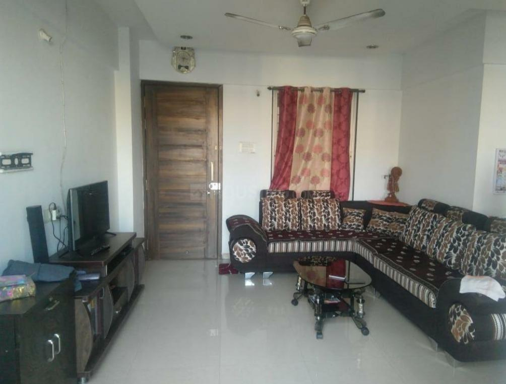 Living Room Image of 950 Sq.ft 2 BHK Apartment for rent in Ravet for 17000