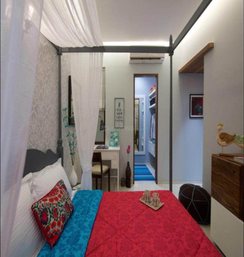 Bedroom Image of 1360 Sq.ft 3 BHK Apartment for buy in Andheri East for 29000000