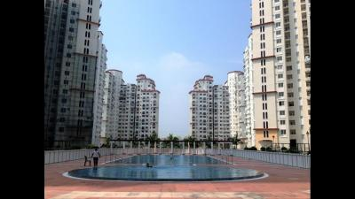 Gallery Cover Image of 2073 Sq.ft 4 BHK Apartment for rent in New Town for 28000