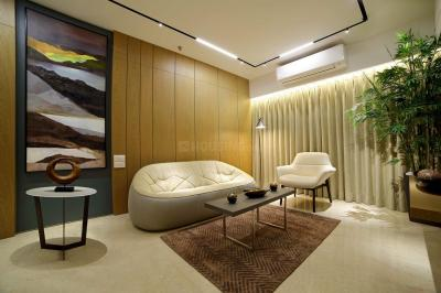 Gallery Cover Image of 432 Sq.ft 1 BHK Apartment for buy in Thane West for 5450000