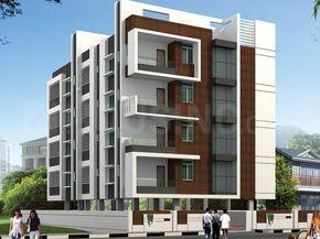 Gallery Cover Image of 1632 Sq.ft 3 BHK Apartment for buy in New Alipore for 13056000