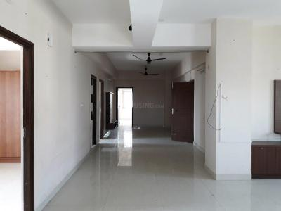 Gallery Cover Image of 2000 Sq.ft 3 BHK Apartment for rent in Amberpet for 25000