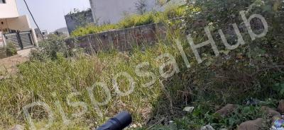 1500 Sq.ft Residential Plot for Sale in Garha, Jabalpur