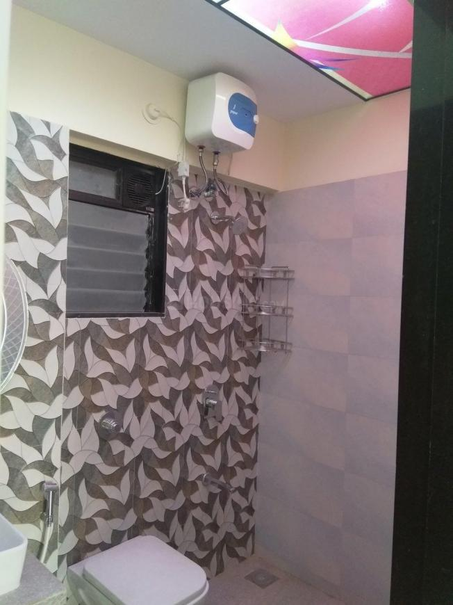Bathroom Image of 685 Sq.ft 1 BHK Apartment for rent in Mumbra for 12000