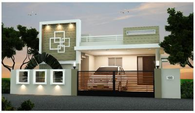Gallery Cover Image of 1037 Sq.ft 2 BHK Independent House for buy in Keeranatham for 2700000