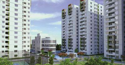 Gallery Cover Image of 1270 Sq.ft 2 BHK Apartment for buy in Ramky One Galaxia, Nallagandla for 8318500