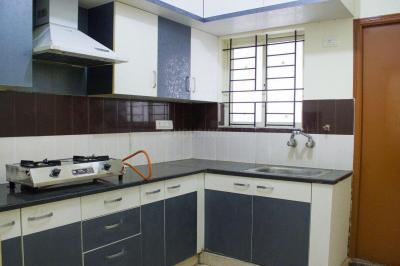 Kitchen Image of PG 4642266 K R Puram in Krishnarajapura