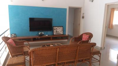 Gallery Cover Image of 3207 Sq.ft 4 BHK Villa for rent in LGCL Ashlar, Choodasandra for 80000
