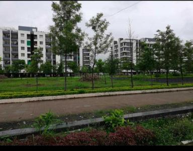 Gallery Cover Image of 1045 Sq.ft 2 BHK Apartment for buy in RAS Town, Lasudia Mori for 2299000