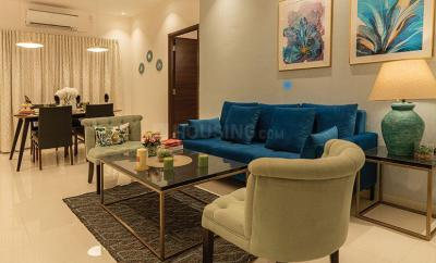 Hall Image of 2211 Sq.ft 4 BHK Apartment for buy in Casagrand Tudor, Mogappair for 13708200