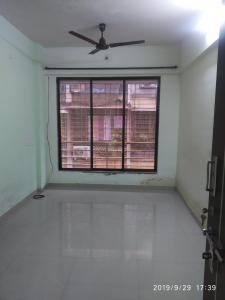 Gallery Cover Image of 400 Sq.ft 1 BHK Apartment for rent in Airoli for 17500