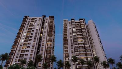 Gallery Cover Image of 1350 Sq.ft 3 BHK Apartment for buy in Sentosa Pride, Punawale for 7300000