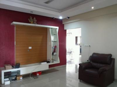 Gallery Cover Image of 1550 Sq.ft 3 BHK Apartment for rent in Mahadevapura for 35000