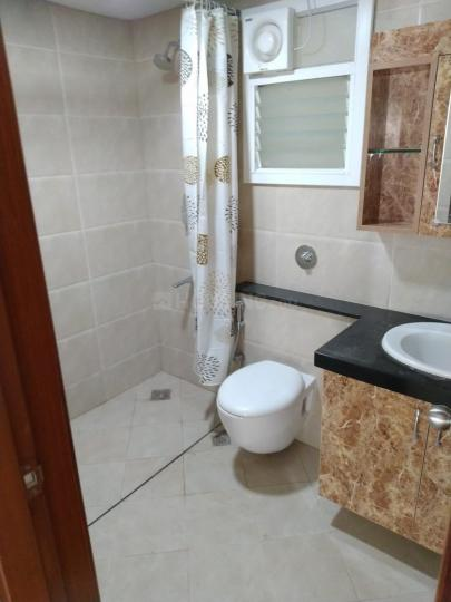 Common Bathroom Image of 1510 Sq.ft 3 BHK Apartment for rent in Muneshwara Nagar for 40000