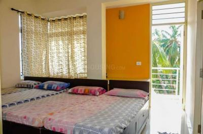 Bedroom Image of Green Home Ladies Hostel in Thoraipakkam