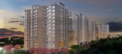 Gallery Cover Image of 605 Sq.ft 1 BHK Apartment for buy in Salarpuria Sattva Misty Charm, Vajarahalli for 3300000