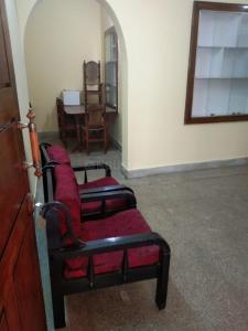 Gallery Cover Image of 900 Sq.ft 1 BHK Independent House for rent in Murugeshpalya for 10000