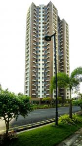 Gallery Cover Image of 500 Sq.ft 1 BHK Apartment for rent in Shwas Alpine Suites, Thottakkattukara for 8850