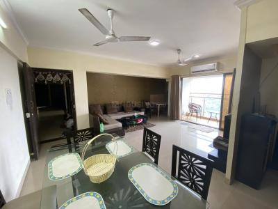 Gallery Cover Image of 1050 Sq.ft 2 BHK Apartment for rent in Prarthana Prarthna Heights, Parel for 65000