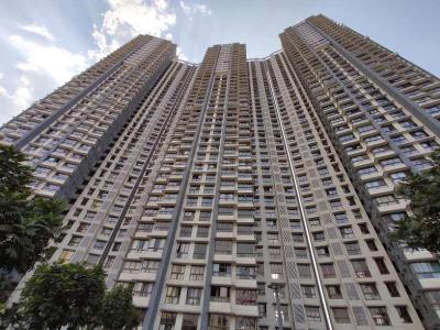 Gallery Cover Image of 1267 Sq.ft 3 BHK Apartment for buy in Wadhwa Atmosphere Phase 1, Mulund West for 27900000