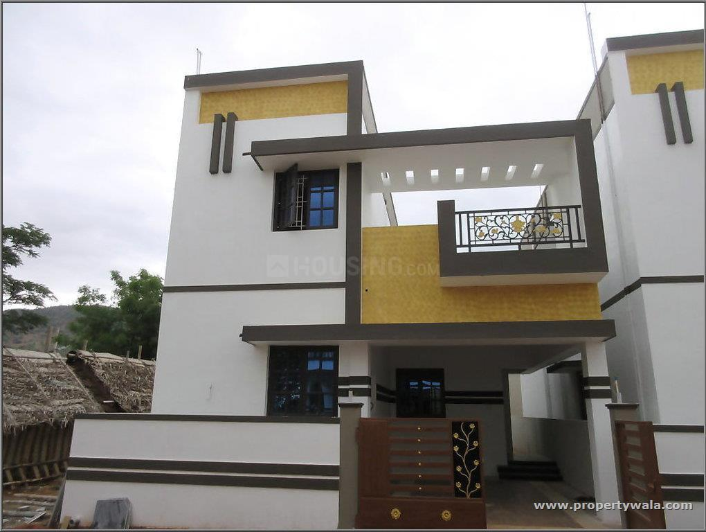Building Image of 700 Sq.ft 1 BHK Independent House for buy in Thirumazhisai for 2500000