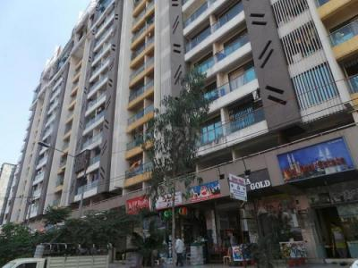 Gallery Cover Image of 650 Sq.ft 2 BHK Apartment for rent in Raj Lifestyle, Mira Road East for 22000