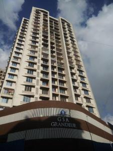 Gallery Cover Image of 950 Sq.ft 2 BHK Apartment for rent in GSA Grandeur, Malad East for 27000
