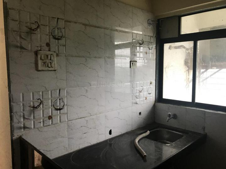 Kitchen Image of 800 Sq.ft 1 BHK Apartment for rent in Bhiwandi for 12000