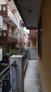 Balcony Image of Home Stay in Shakarpur Khas