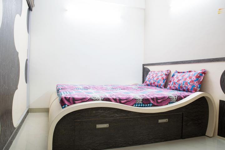 Bedroom Image of 204 - Silkeen Apartment in Bilekahalli