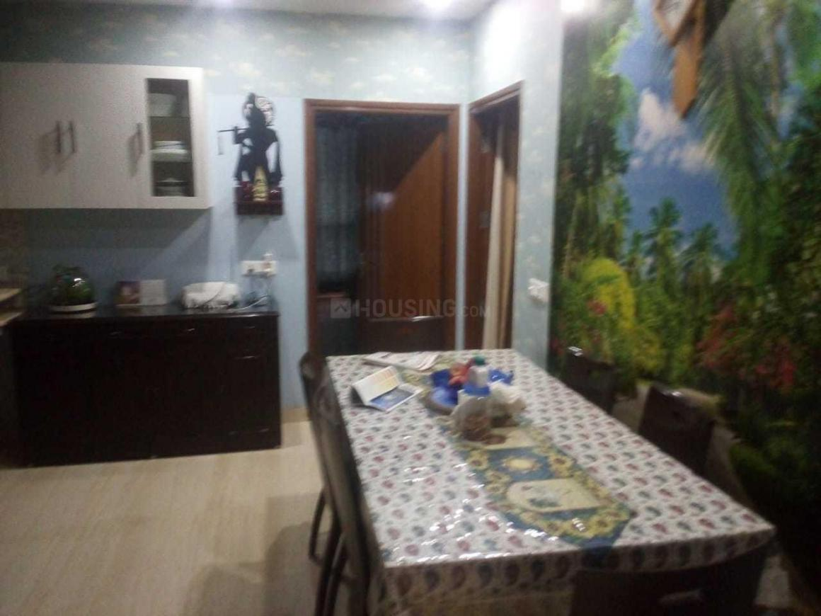 Dining Area Image of 2350 Sq.ft 3 BHK Apartment for rent in Sector 51 for 45000
