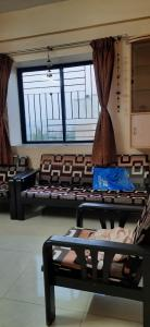 Gallery Cover Image of 800 Sq.ft 2 BHK Apartment for buy in Ujwal Terraces, Dhayari for 4700000