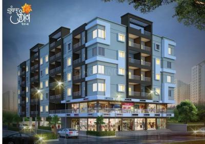 Gallery Cover Image of 856 Sq.ft 2 BHK Apartment for buy in Sunder Aangan, Dhayari for 3100000