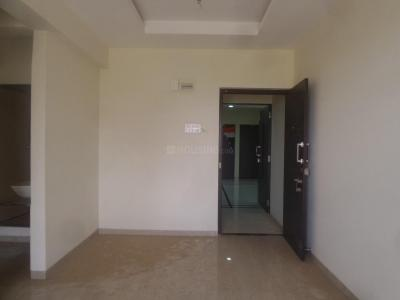 Gallery Cover Image of 750 Sq.ft 1 BHK Apartment for rent in Lakhani's Classico, Ulwe for 6000