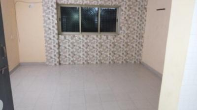 Gallery Cover Image of 550 Sq.ft 1 BHK Independent Floor for rent in Kopar Khairane for 14000