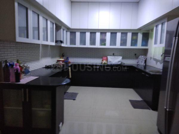 Kitchen Image of 1600 Sq.ft 3 BHK Apartment for buy in Thyvakanahally for 6500000