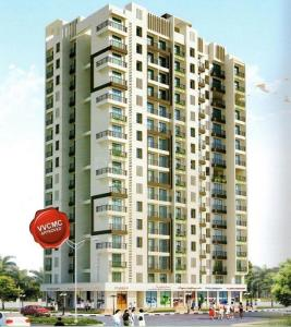 Gallery Cover Image of 1078 Sq.ft 3 BHK Apartment for buy in Midas Heights, Virar West for 5600000