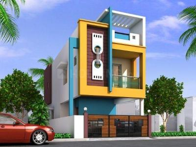 Gallery Cover Image of 1151 Sq.ft 2 BHK Independent House for buy in Nanmangalam for 8000000