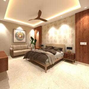 Gallery Cover Image of 3200 Sq.ft 4 BHK Independent Floor for buy in Unitech Nirvana Country, Sector 50 for 24200000