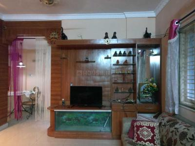 Gallery Cover Image of 1550 Sq.ft 3 BHK Apartment for rent in Mahadevapura for 30000