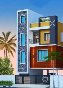 Gallery Cover Image of 1869 Sq.ft 4 BHK Independent House for buy in Mudichur for 8000000