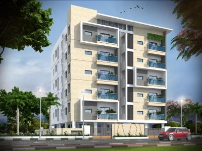 Gallery Cover Image of 1650 Sq.ft 3 BHK Apartment for buy in Puppalaguda for 7800000