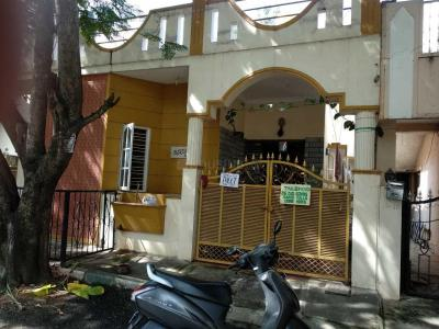 Gallery Cover Image of 1000 Sq.ft 2 BHK Independent House for rent in HBR Layout for 18000