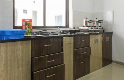 Kitchen Image of 204 J Ashok Meadows in Hinjewadi
