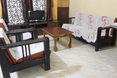 Living Room Image of 102 Dhawale Residency in Mundhwa